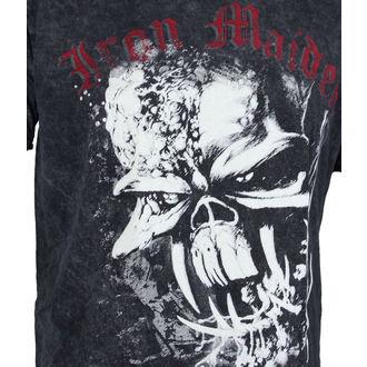 metál póló férfi Iron Maiden - FF Eddie Puff Illuminous - ROCK OFF, ROCK OFF, Iron Maiden