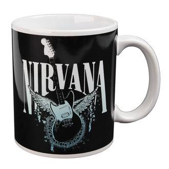 Nirvana bögre - Jagstang Wings - ROCK OFF, ROCK OFF, Nirvana