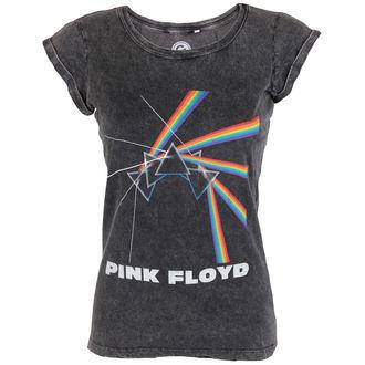 metál póló női Pink Floyd - Multi Logo Acid - ROCK OFF, ROCK OFF, Pink Floyd
