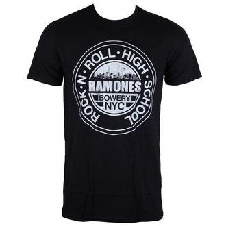 metál póló férfi Ramones - RNR Bowery - ROCK OFF, ROCK OFF, Ramones