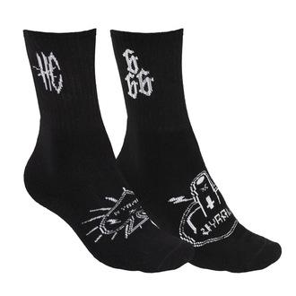 HYRAW zokni - Noires