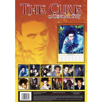 2017-es naptár - Cure, Cure