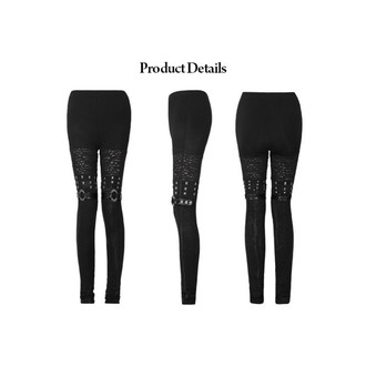 PUNK RAVE női nadrág (leggings) - Mantrap, PUNK RAVE