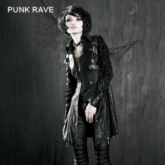 tavszi/őszi női kabát PUNK RAVE - Poisonblack, PUNK RAVE