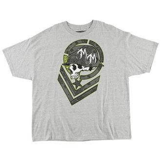 utcai póló férfi - Motive - METAL MULISHA, METAL MULISHA