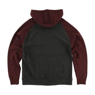 kapucnis pulóver férfi - Haze - METAL MULISHA - FA6521002.01_BGH