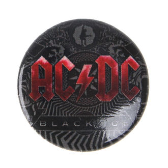 AC  /  DC kitűző - BLACK ICE - BIOWORLD, PYRAMID POSTERS, AC-DC