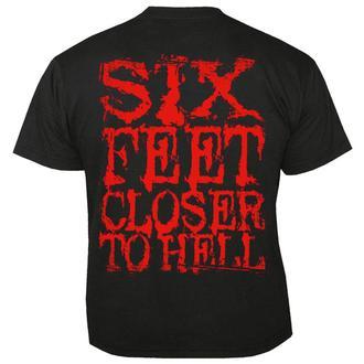 metál póló férfi Carnifex - Slow death - NUCLEAR BLAST, NUCLEAR BLAST, Carnifex