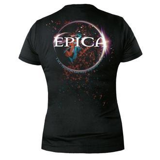 Epica női póló - The holographic principle - NUCLEAR BLAST, NUCLEAR BLAST, Epica