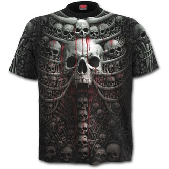 póló férfi - DEATH RIBS - SPIRAL, SPIRAL