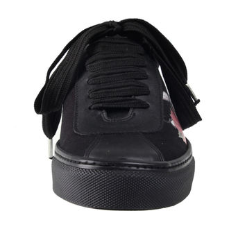 rövidszárú cipő női - DAMNED-SKULL ROSE - ALCHEMY GOTHIC, ALCHEMY GOTHIC
