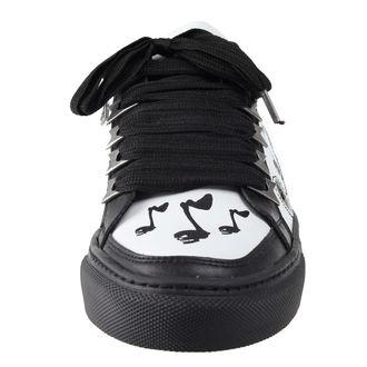 rövidszárú cipő női - DEATH TONE-MUSIC - ALCHEMY GOTHIC, ALCHEMY GOTHIC