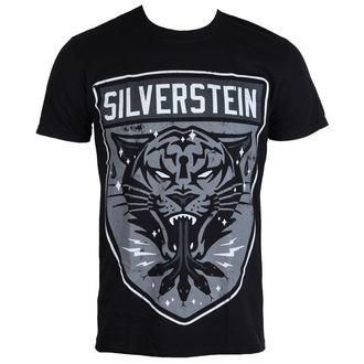 metál póló férfi Silverstein - Tiger - PLASTIC HEAD, PLASTIC HEAD, Silverstein