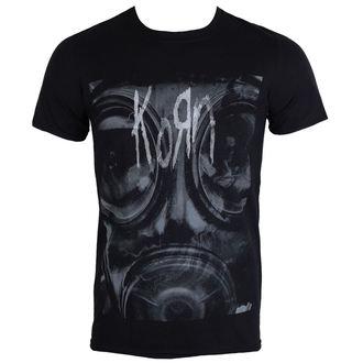 metál póló férfi Korn - Gas Mask - PLASTIC HEAD, PLASTIC HEAD, Korn