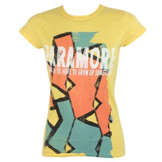 metál póló női Paramore - Sometimes Pattern - PLASTIC HEAD, PLASTIC HEAD, Paramore