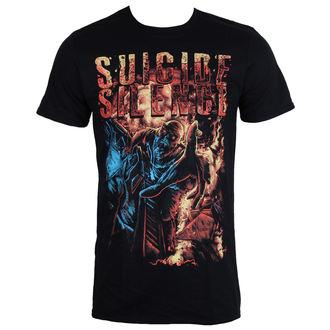 metál póló férfi Suicide Silence - Zombie - PLASTIC HEAD, PLASTIC HEAD, Suicide Silence
