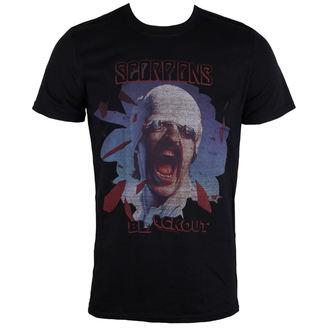 metál póló férfi Scorpions - Black Out - PLASTIC HEAD, PLASTIC HEAD, Scorpions