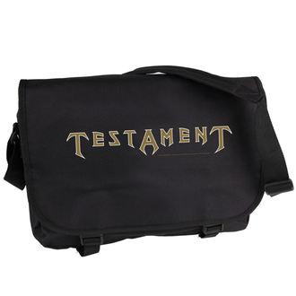 Testament táska - Logo - PLASTIC HEAD, PLASTIC HEAD, Testament