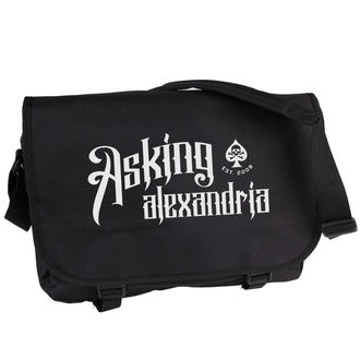 Asking Alexandria táska - I Won´t Give In - PLASTIC HEAD, PLASTIC HEAD, Asking Alexandria