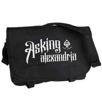 Asking Alexandria táska - I Won´t Give In - PLASTIC HEAD, PLASTIC HEAD, Asking Alexandria