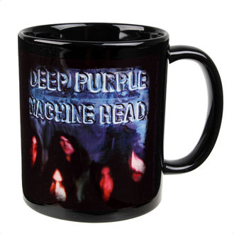 Deep Purple bögre - Machine Head - PLASTIC HEAD, PLASTIC HEAD, Deep Purple