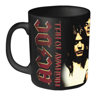 AC / DC bögre - Highway To Hell - PLASTIC HEAD, PLASTIC HEAD, AC-DC