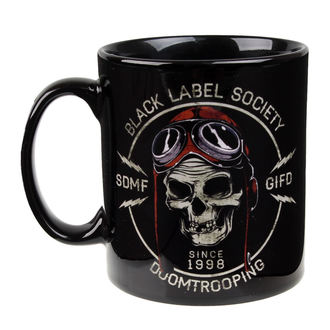 Black Label Society bögre - Trooper - PLASTIC HEAD, PLASTIC HEAD, Black Label Society