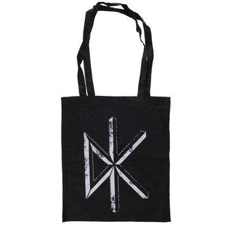 Dead Kennedys táska - Distressed Logo - PLASTIC HEAD, PLASTIC HEAD, Dead Kennedys
