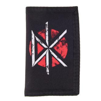 Dead Kennedys pénztárca - Distressed Logo - PLASTIC HEAD, PLASTIC HEAD, Dead Kennedys