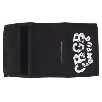CBGB pénztárca - Logo - PLASTIC HEAD, PLASTIC HEAD