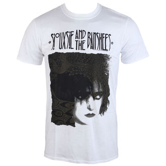 metál póló férfi Siouxsie - White Face - PLASTIC HEAD, PLASTIC HEAD, Siouxsie