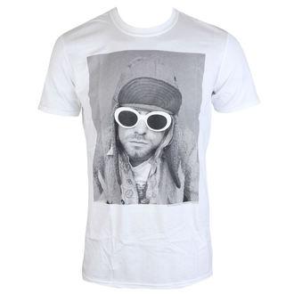 metál póló férfi Nirvana - Kurt Cobain - PLASTIC HEAD, PLASTIC HEAD, Nirvana