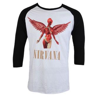 metál póló férfi Nirvana - In Utero - PLASTIC HEAD, PLASTIC HEAD, Nirvana