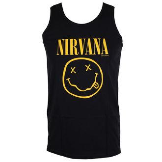 Nirvana férfi felső - Smiley Vest - PLASTIC HEAD, PLASTIC HEAD, Nirvana