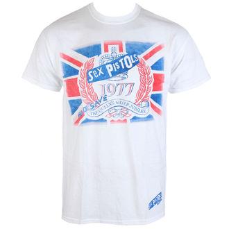 metál póló férfi Sex Pistols - Silver Jubilee - PLASTIC HEAD, PLASTIC HEAD, Sex Pistols