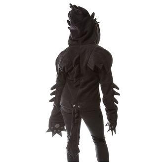 kapucnis pulóver női - DRAGON COSPLAY - CUPCAKE CULT, CUPCAKE CULT