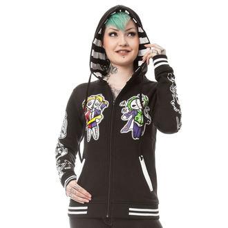 kapucnis pulóver női - VOODOO IDOL - CUPCAKE CULT, CUPCAKE CULT