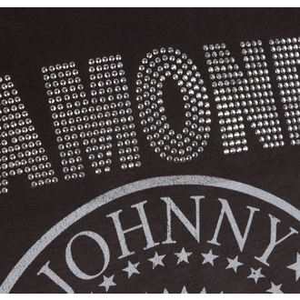 metál póló férfi Ramones - LOGO - AMPLIFIED, AMPLIFIED, Ramones