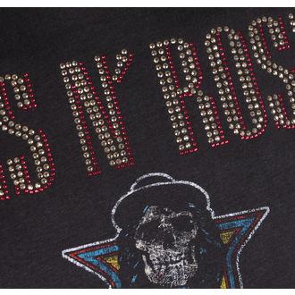 metál póló férfi Guns N' Roses - CLASSIC DIAMANTE - AMPLIFIED, AMPLIFIED, Guns N' Roses