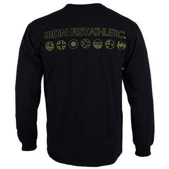 utcai póló férfi - Black - IRON FIST, IRON FIST