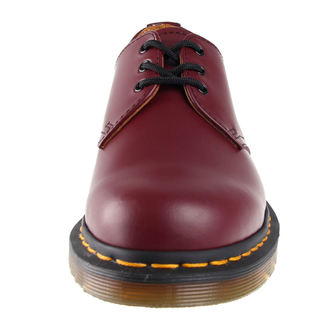 Dr. Martens cipő - 3-holes - DM 1461 59 - CHERRY RED SMOOTH, Dr. Martens