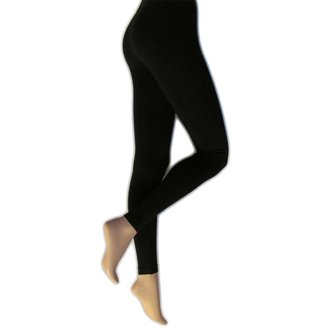 LEGWEAR női nadrág (leggings) - everyday - black, LEGWEAR