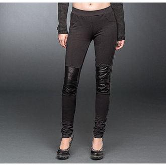 QUEEN OF DARKNESS női nadrág (leggings) - Black, QUEEN OF DARKNESS