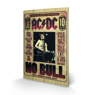 fa kép  AC  /  DC  - No Bull, PYRAMID POSTERS, AC-DC