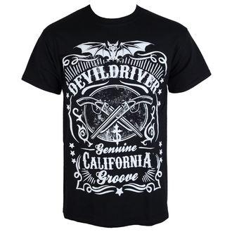 metál póló férfi Devildriver - CALIFORNIA GROOVE - RAZAMATAZ, RAZAMATAZ, Devildriver