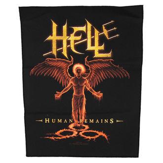 Hell felvarró - HUMAN REMAINS - RAZAMATAZ, RAZAMATAZ, Hell