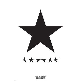 David Bowie poszter - Blackstar, PYRAMID POSTERS, David Bowie