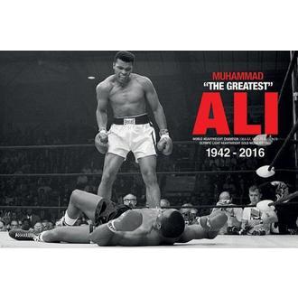 Muhammad Ali poszter - Ali vs. Liston, PYRAMID POSTERS