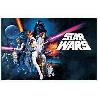 Star Wars poszter - A New Hope - Landscape, PYRAMID POSTERS, Star Wars