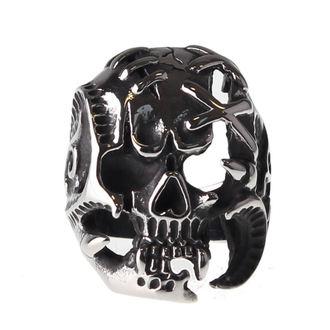 ETNOX gyűrű - Skull, ETNOX